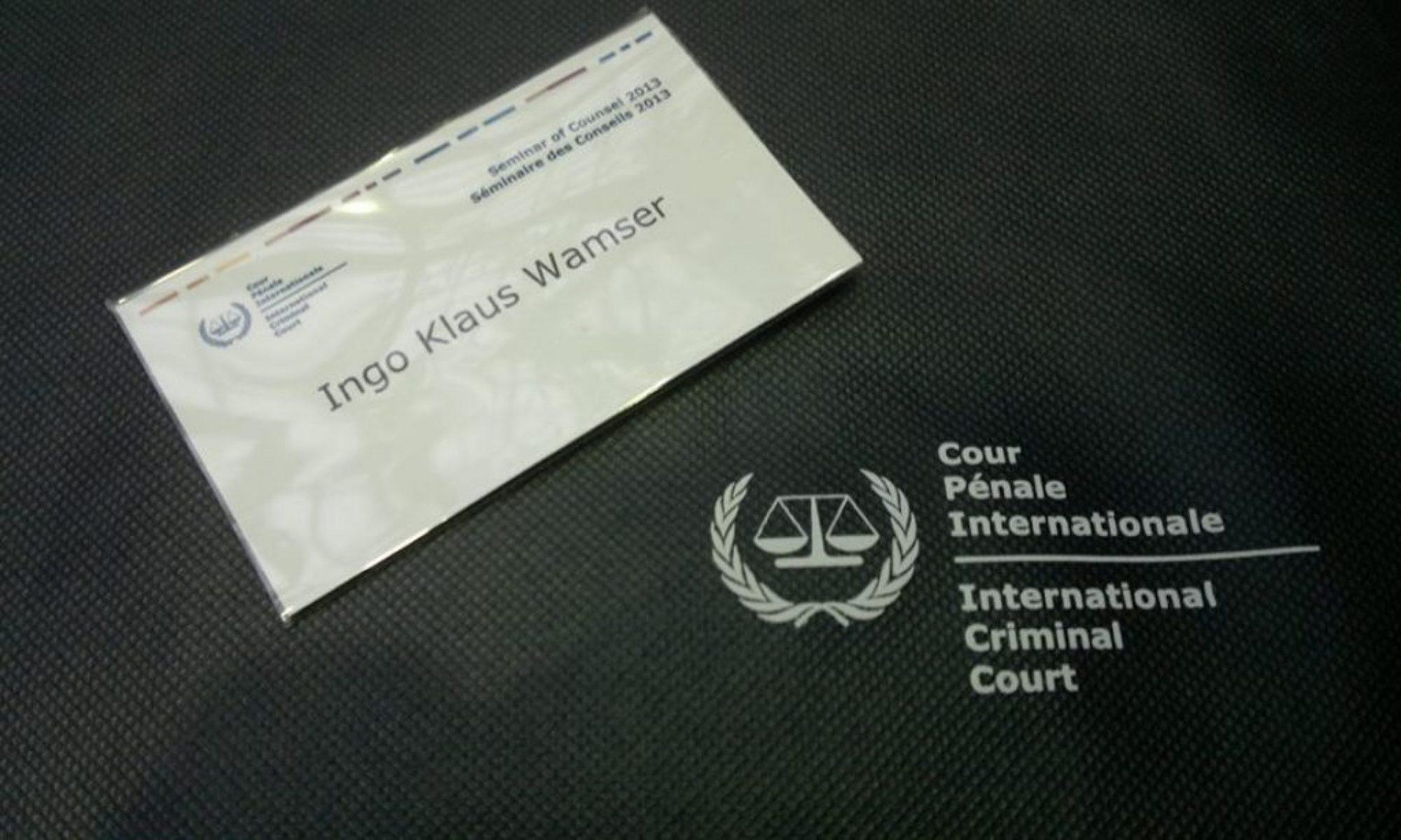 Ingo Klaus Wamser Rechtsanwalt